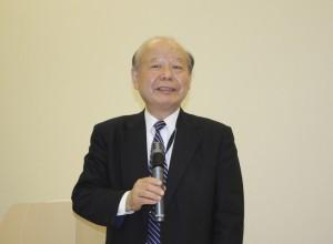 JPA橋田忠明理事 ご挨拶及び講師紹介
