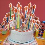 絵本/お助けてんぐ-お誕生日のページ