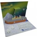 南極観測船しらせ5002