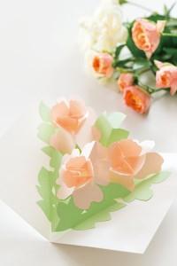 薔薇の花たば